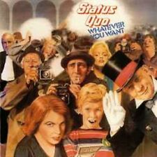Status Quo - Whatever You Want - New Deluxe CD Digipak