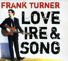 Love Ire & Song - Frank Turner (2009, CD NEU)