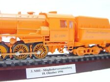 "Marklin HO AC DR BR-52 ""PRE-PAINT"" STEAM LOCOMOTIVE + MHI DISPLAY STAND MIB RARE"