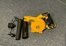 DeWalt DCE100B 20V MAX Lithium Ion Cordless Blower, Tool Only