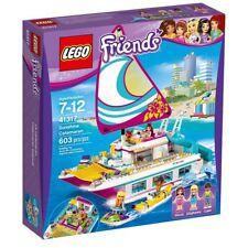 LEGO Friends Sunshine Catamaran 41317 Kit [Building Toys, Kids, 603 Pcs] NEW