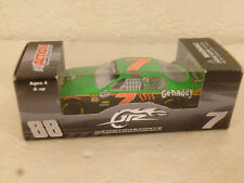 #7 DANICA PATRICK GO DADDY ROOKIE CHEVY 2010 ACTION NASCAR AUTHENTICS BOX 1/43