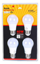 441004 A19 Milky 7W 4Pack - PRICE REDUCED BY 50%! #bfcm SALE! MUST CLEAR WAREHOU