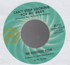 Org THE FANTASTIC FOUR Can't Stop Looking For My Baby/Lonely 45 Northern Soul EX