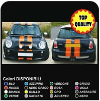 MINI COOPER kit strisce adesive COOPER MINI ONE COOPER S WORKS John Cooper ONE