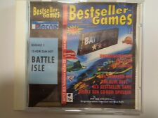 BATTLE ISLE --> BESTSELLER GAMES NR. 5 /// PC CD-ROM