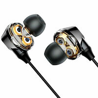 For iPhone Android High Bass Wireless Bluetooth Headphones Earphones  Earbuds