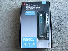 Motorola SURFboard SBG6580 (570763-006-00) 409.6 Mbps Cable Modem