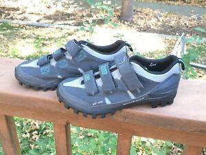 Bontrager Race Mountain MTB Inform Bike Cycling Shoes Size 8.5 esoles
