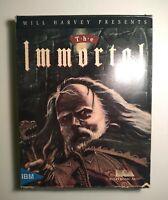"Big Box 'The Immortal'(IBM/Tandy) 31/2"" Disk COMPLETE IN BOX CIB MINT"