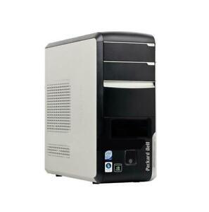 Ordinateur PC Packard Bell IMEDIA D9181, Dual Core, 500 Go, 4 Go, Windows10, 04
