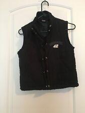 Chase Authentics NASCAR Racing JUAN MONTOYA  #42 Boys Lined Vest Sz SM Jacket