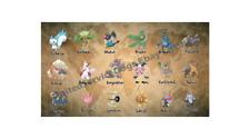 Pokemon Go Trade Regionals: Pachirisu, Carnivine, Chatot, Tropius, Relicanth+++