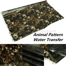 50*200cm Black PVA Hydrographic Water Transfer Dipping Hydro Printing Film