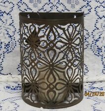 Wall Sconce with candle, great decorative piece.