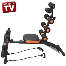 TOTAL CORE Bench Trainer Multifunction Fitness Gym tb For Abdominal AB8550