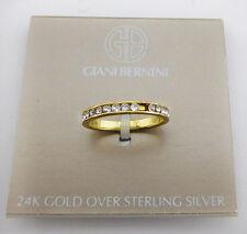 GIANI BERNINI Cubic Zirconia Ring Msrp $60.00 * NEW *