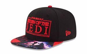 Star Wars Return Of The Jedi Original Fit Visa Print New Era Hat