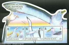 PITCAIRN ISLANDS 2013  ALBATROSS  SHEET  MINT NH