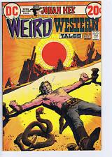 Weird Western Tales #14 DC Pub 1972