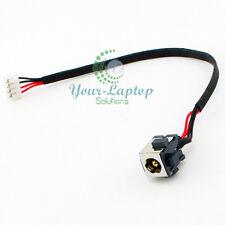 DC POWER JACK HARNESS CABLE PLUG FOR TOSHIBA SATELLITE L775D-S7223 L775D-S7340