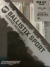 Crucial Ballistix Sport LT 8GB (2 x 4GB) DIMM PC4-19200 (DDR4-2400) Memory