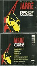 CD - JEAN MICHEL JARRE : EN CONCERT LIVE A LONDRES LODON / COMME NEUF LIKE NEW