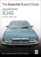 Jaguar XJ40 by Peter Crespin (Paperback, 2009)