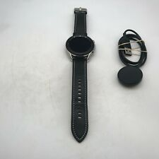 Samsung Galaxy Watch3 Cellular Black 45mm Black Leather Excellent Condition