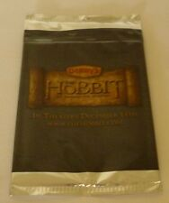 Denny's The Hobbit An Unexpected Journey Unopened Pack