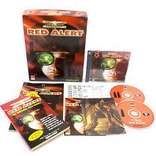 Command & Conquer Red Alert by Westwood Studios, 1996, Big Box, CIB, VGC,