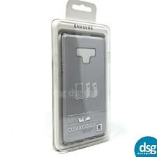 Samsung Original Case for Galaxy Note 9 Clear Cover - Genuine