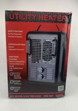 Utility 'Milkhouse' Style Electric Space Heater #DQ1702