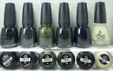 China Glaze Nail Polish Haunting Collection Complete Set Of 6 Colors