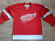 DETROIT RED WINGS! LIDSTROM! shirt trikot maglia camiseta! NHL! 5/6 ! M - adult