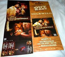 OUTKAST~Idlewild~Original Promo Poster~12x30~Double Sided~Excellent Cond~2006