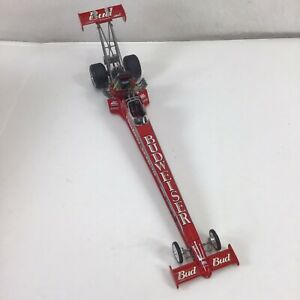 KENNY BERNSTEIN BUDWEISER 50TH ANN. NHRA 1:24 DRAGSTER LIMITED EDITION
