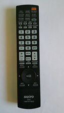 Original Sanyo TV Remote Control for DP37840 DP42840 DP46840 LCD55L4 Television