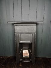 Early 20th Century / Edwardian Cast Iron Combination Fireplace (HB274)