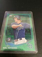 2013 Topps Update Wil Myers Enerald Foil Rookie #us200