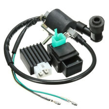 3x Ignition Coil CDI Box Rectifier for 110cc 125cc 140cc Pit Dirt Bike Scooters
