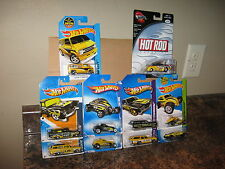Hot Wheels Lot of 10 MOONEYES Variation 8 Crate VW '41 Willys Lakester Chevelle