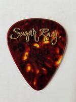 SUGAR RAY 1990s Tour Guitar Pick brown Ernie Ball band