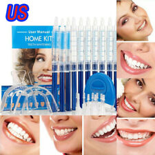 10Pc/Set For Unisex Teeth Whitening Gel Syringes Tooth Bleaching Dental Whitener