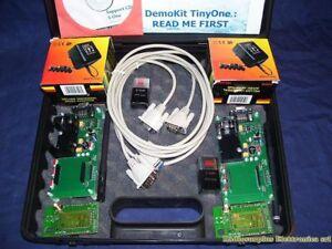 Moduli RF 868 Mhz per trasmissione dati  DemoKit D868 TinyOne  -TELITEL