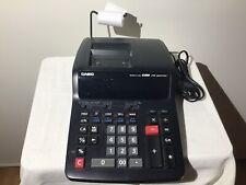 Rechenmaschine Tischrechner Casio Euro&Tax FR-620 TEC 12 Digits