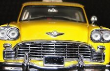 Vintage Classic Car 1960s Rare with Chevy Engine 1 24 Model Carousel Yellow 1966