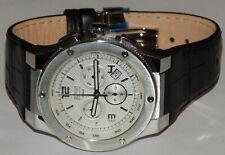 Esprit Collection XL Phorcys EL101811F01 Herren Armbanduhr Leder Chronograph
