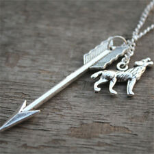 Allison Argent (Teen Wolf) Inspired necklace jewelry silver antique jewelry