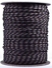 Brown Camo - 550 Paracord Rope 7 strand Parachute Cord - 1000 Foot Spool